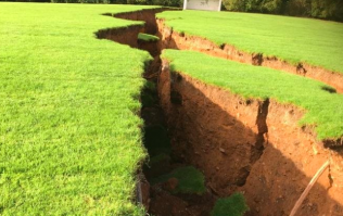Seven-year-old boy's touching letter to GAA club following Monaghan sinkhole
