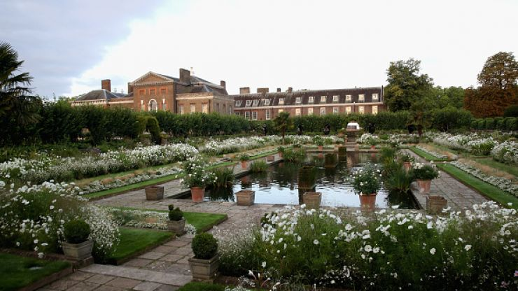 You can get married in Kensington Palace but it's CHRONICALLY expensive