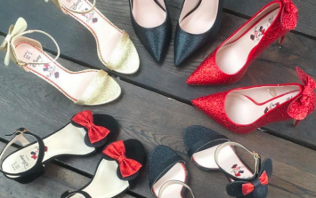 Penneys just launched the most INCREDIBLE collection of Minnie Mouse heels