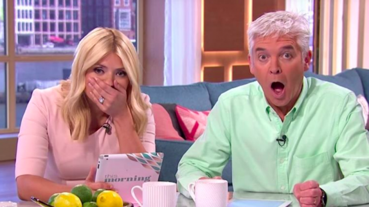 Everyone was HOWLING at Alison Hammond's hilarious blunder on This Morning