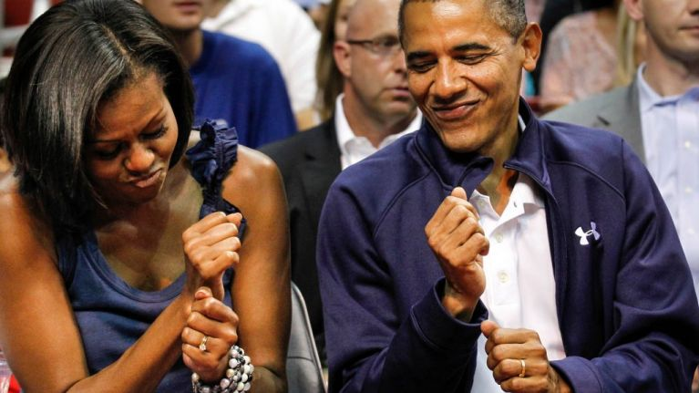 Michelle and Barack just shared the sweetest posts to each other on their anniversary