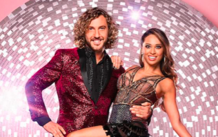 Seann and Katya make first Strictly appearance since cheating scandal