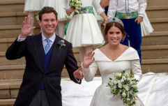 A look inside Eugenie and Jack's THIRD wedding party... and it was festival themed