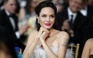 You'd hardly recognise Angelina Jolie in this new snap from her latest movie