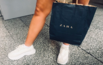 The bargain €30 Zara dress you'll buy now and wear for years and years