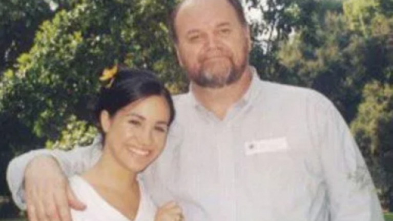 Thomas Markle releases the note Meghan sent him last year and it's hard to read