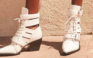 These €60 Stradivarius boots look identical to their €2,159 Chloé counterparts
