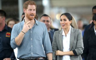 Meghan and Harry just received a very exciting delivery at their new home in Windsor