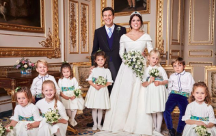 The glaring difference between Meghan's and Eugenie's wedding photos