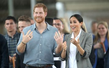 Body language expert says everyone missed the clue that gave away Meghan's pregnancy