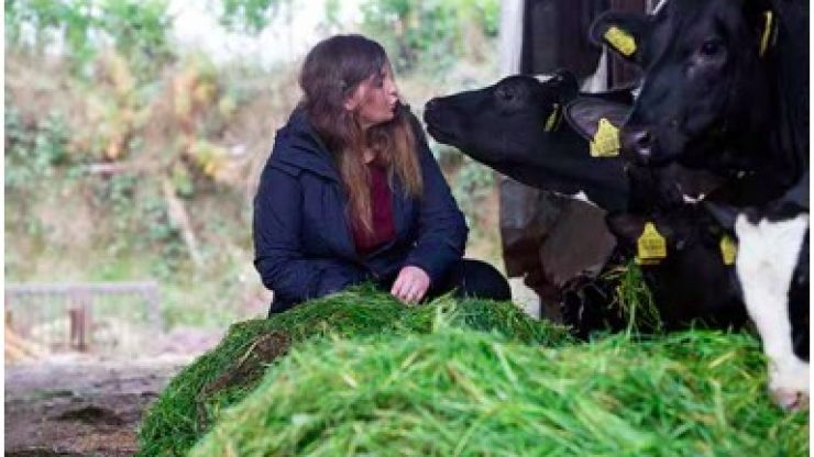 #MakeAFuss: 'Sure you're just a young girl, what do you know about farming?'