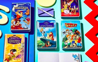 Disney have released a 90s throwback collection and we need it ALL