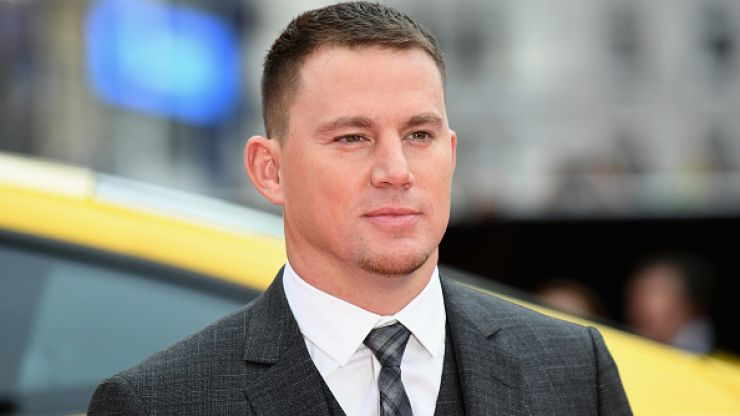 Channing Tatum just revealed a MAD new haircut, and fans are freaking out
