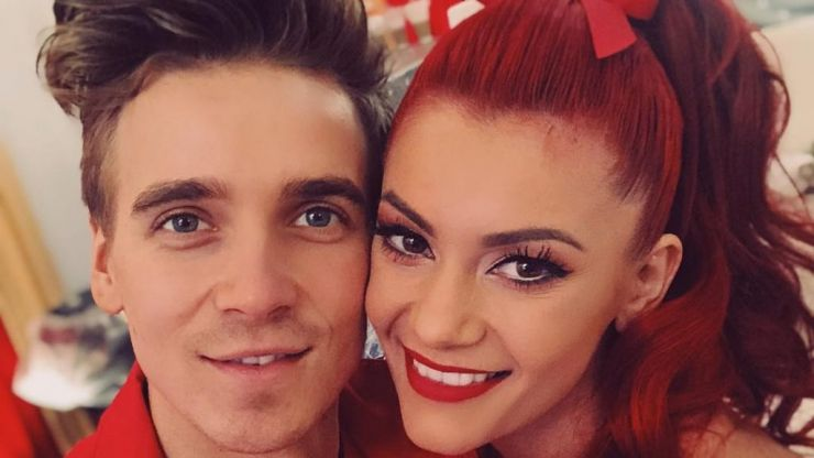 Strictly's Dianne splits with boyfriend amid rumours she's getting close to Joe Sugg