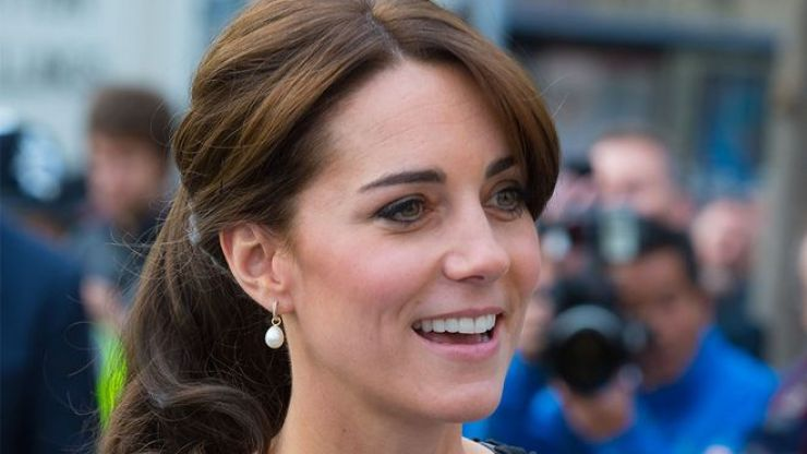 Kate Middleton stuns in high street polka dot dress... but it's ALREADY sold out