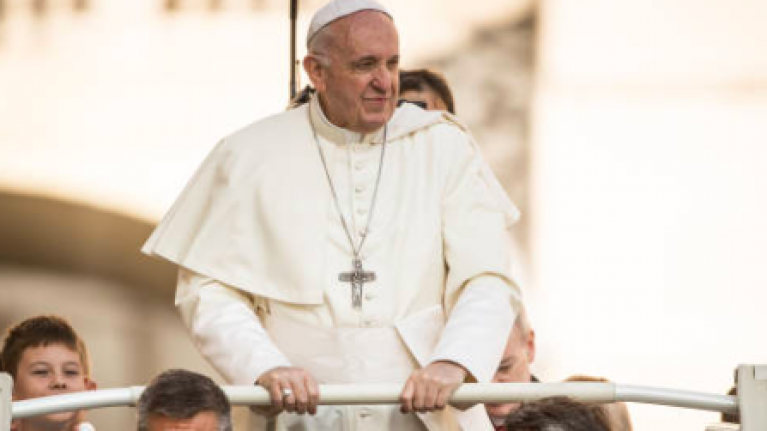 Pope Francis compares having an abortion to 'hiring a hit man'