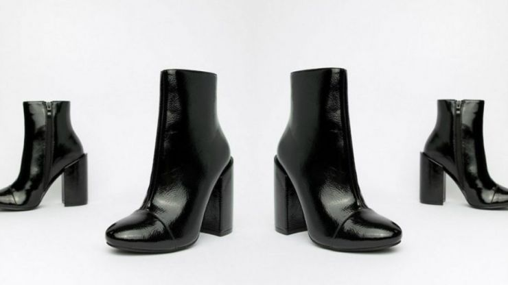 Designer vs dupe: These €50 boots are the IMAGE of Saint Laurent's €795 pair