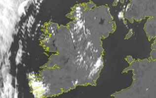 Enjoy the sun while you can, because Met Éireann is predicting a very cold weekend
