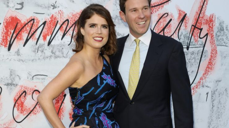 Princess Eugenie's having tequila cocktails and red velvet cake at her wedding because of course