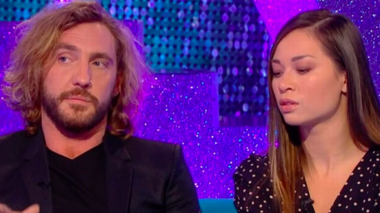 Rebecca Humphries' response to ex-Seann Walsh's Strictly cheating apology