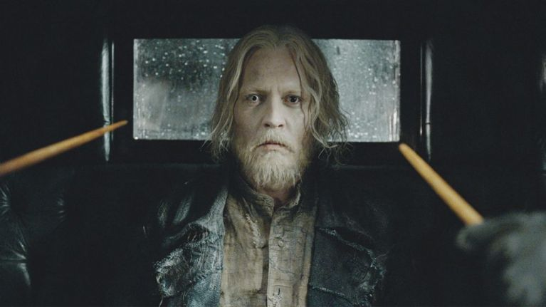 Johnny Depp confirms he will be back as Grindelwald in Fantastic Beasts 3
