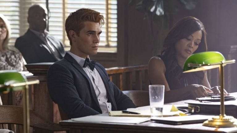 Archie's trial has reached a verdict in Riverdale and fans are freaking out