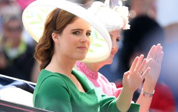 Ballot winners have arrived at Windsor Castle for Princess Eugenie's wedding