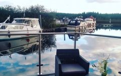 There's a floating apartment in the West of Ireland and it's absolute 'house goals'