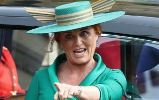 Everyone is making the same Hogwarts joke about Sarah Ferguson's hat