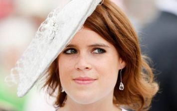 The DRESS! We are absolutely in love with Princess Eugenie's wedding dress
