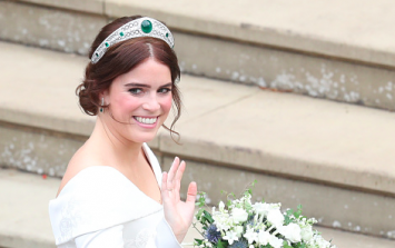 There's a very sweet reason behind why Prince Eugenie didn't wear a veil today