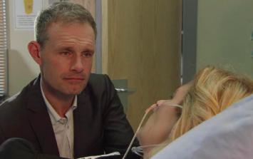 Nick finally returns to Coronation Street - but he's back with a secret