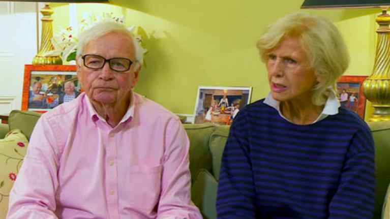 Gogglebox viewers not impressed with new 'fake posh' couple on the show