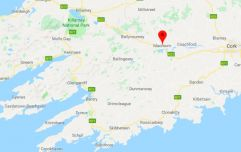 A man has died following a shooting at a farmhouse in Cork