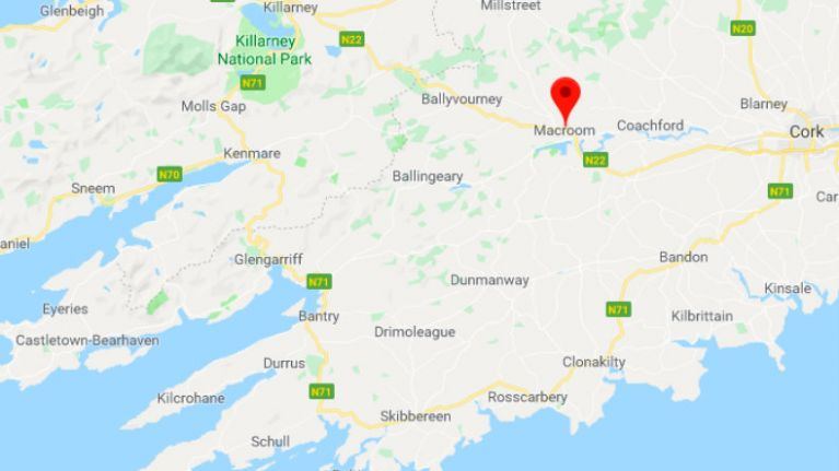 A man has died following a shooting at a farmhouse in Cork