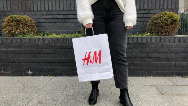 This beautiful €23 dress from H&M is all we'll be wearing from now until September