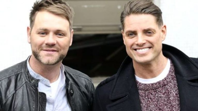 Keith Duffy weighs in on Brian being left out of the Westlife reunion