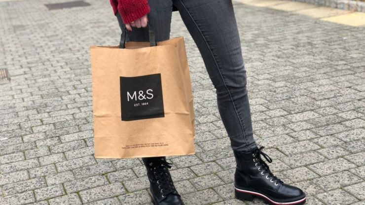 The gorgeous M&S coat that would go with everything in your wardrobe