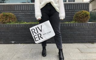River Island have released a dupe of the Dior saddle bag and we're in love