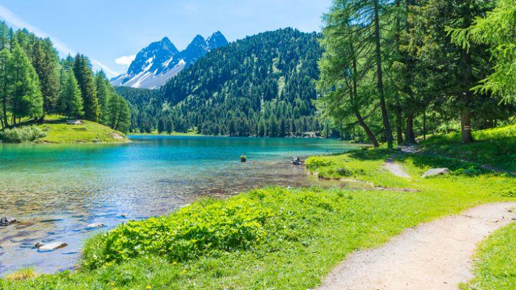 Switzerland is the top European honeymoon destination, according to Pinterest