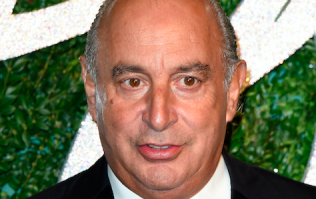 Topshop owner Philip Green named as businessman facing sexual harassment claims