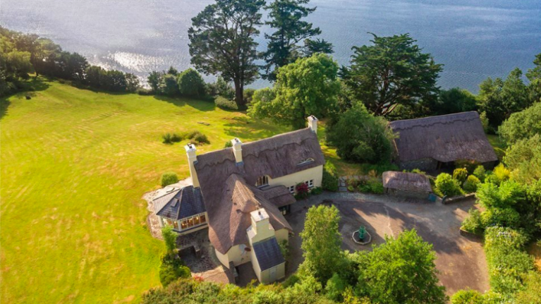 This €1.75M lakeside property in Kerry has THREE cottages to enjoy