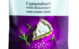 Tesco is now selling CAMEMBERT flavoured crisps, and we're literally drooling