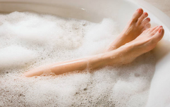 Having a bubble bath can significantly improve mental health