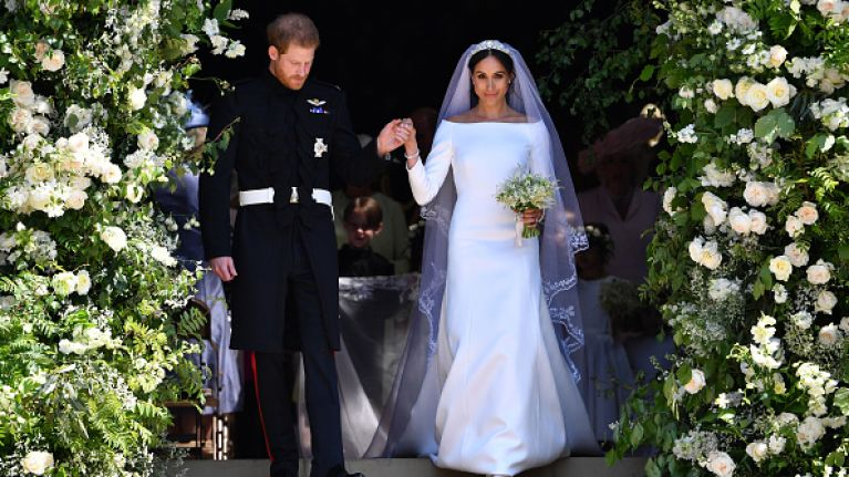 Prince Harry Wedding.There Was One Thing That Went Wrong On Prince Harry And Meghan S