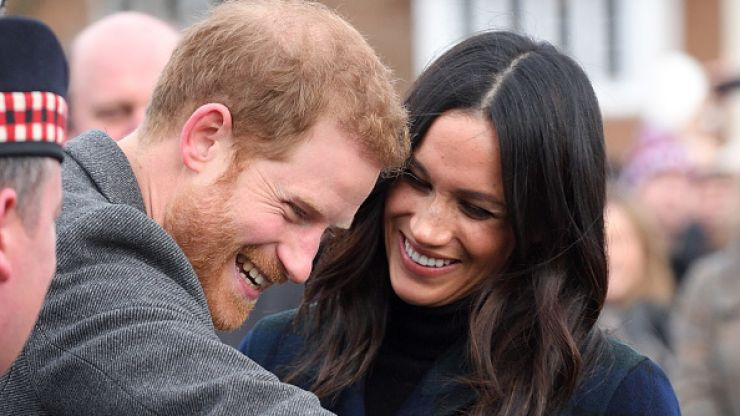Harry practising his Invictus Games speech for Meghan is honestly, couple goals