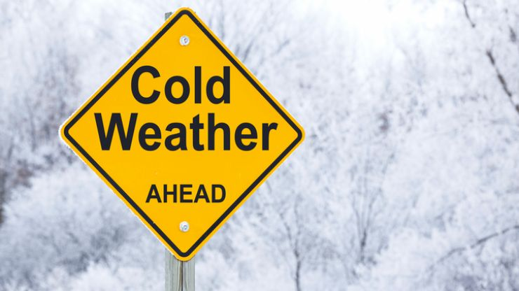 Met Éireann say temperatures will drop next week, with frost and snow in parts of the country