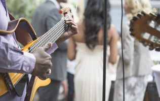 4 things to keep in mind when looking for a wedding band or DJ