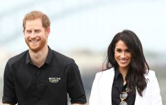 Prince Harry just said the CUTEST thing about Meghan and their baby