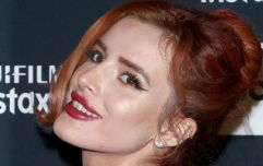 Bella Thorne's beauty hack for hiding acne is legit life changing